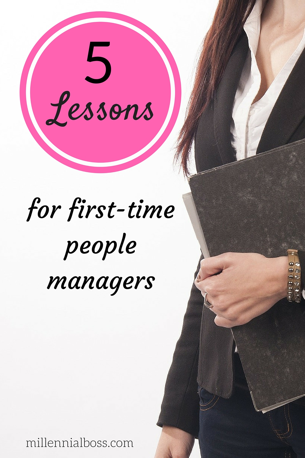 Lessons for First Time People Managers
