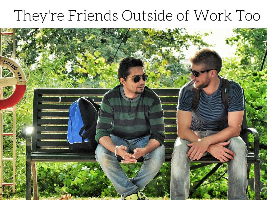 Friends Outside of Work