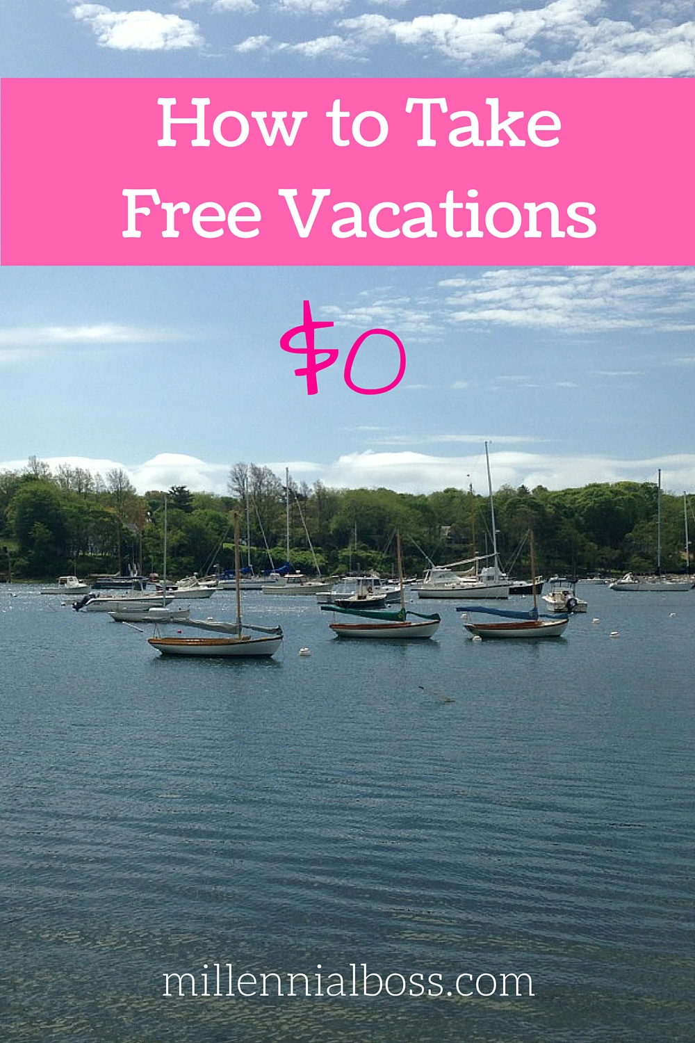 How to Take Free Vacations