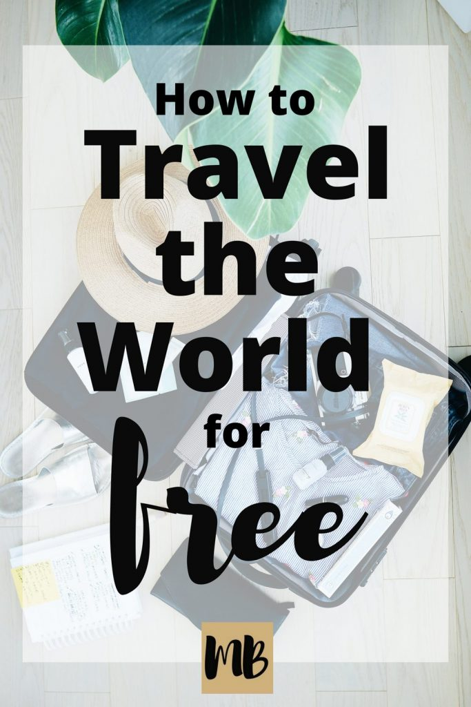 How to Travel the World for Free | I can't remember the last time I paid full price for anything including travel. I fund my getaways exclusively with airline miles and hotel points. Discover all the legitimate and easy ways you can earn airline miles and hotel points with these travel hacks. #travelhacking #freetravel #cheaptravel #howtouseairlinemiles