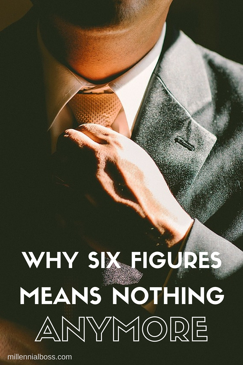 Why Six Figures Means Nothing Anymore