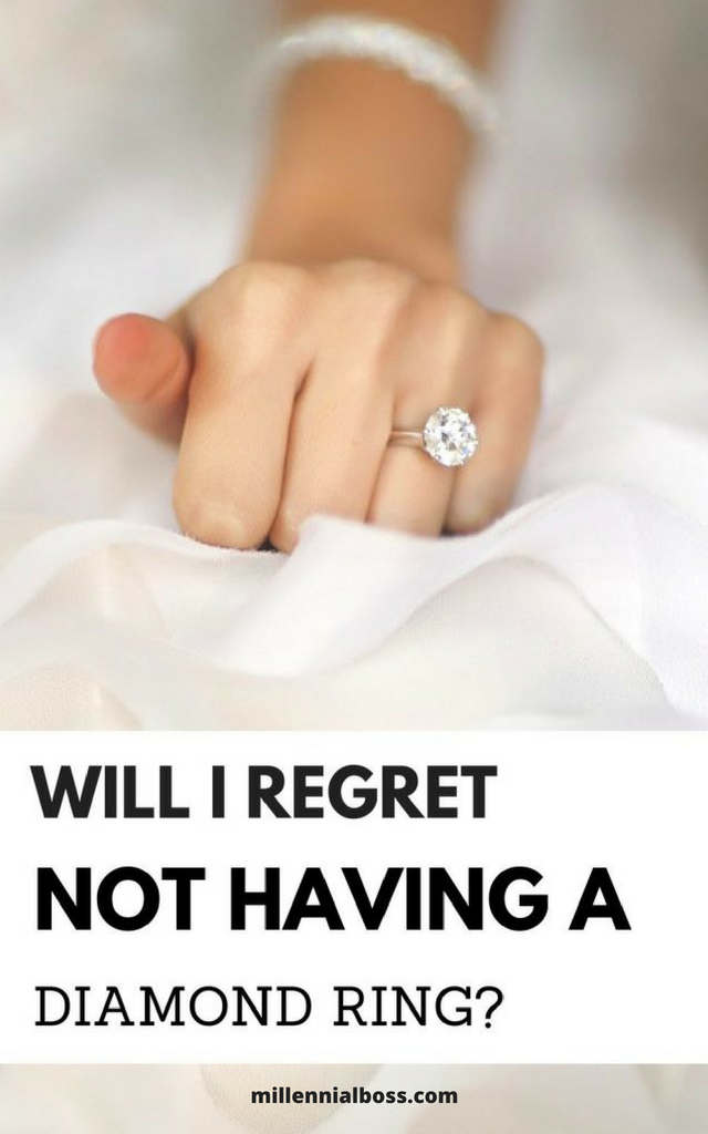 dd3192296 My fiance and I chose a moissanite stone for my engagement ring and it's  one of