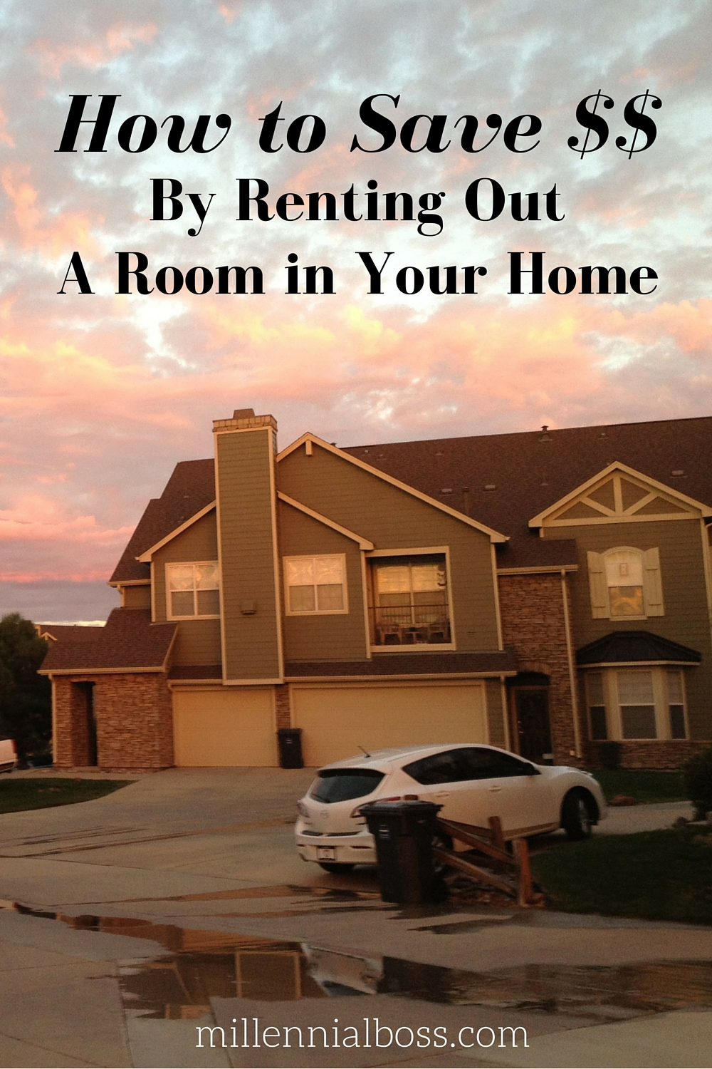 How to Save Money By Renting A Room in Your Home