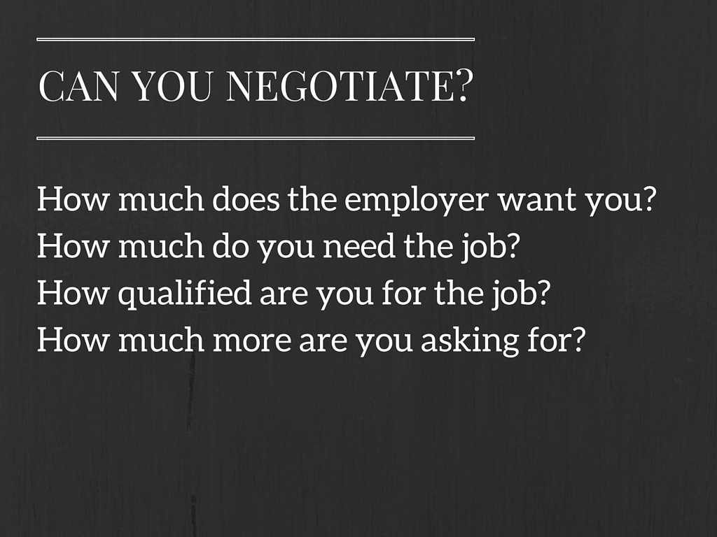 can-you-negotiate-salary