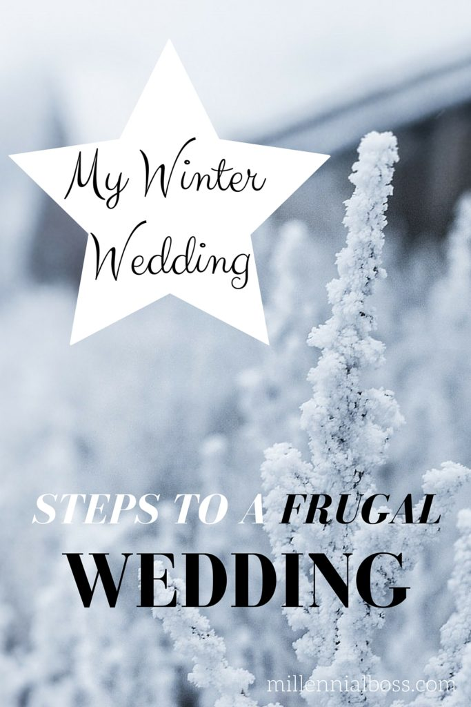 How to Plan a Winter Wedding for Cheap