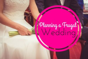 A Very Frugal Wedding: Setting a Budget