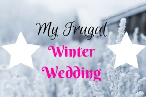 How to Plan that Frugal Winter Wedding