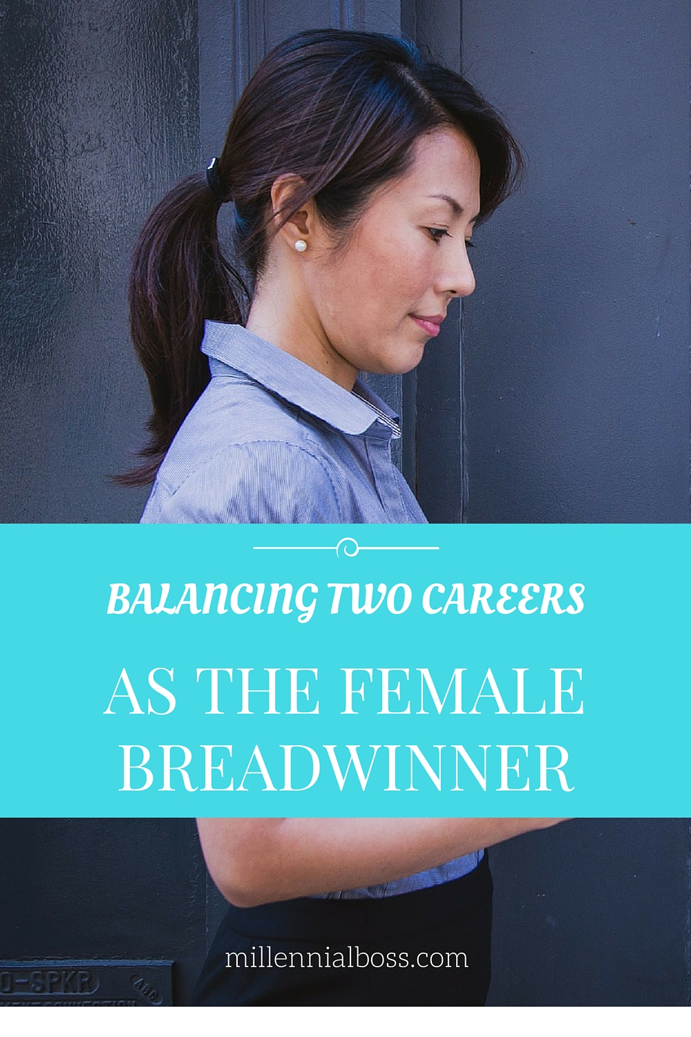 Balancing Two Careers as the Female Breadwinner