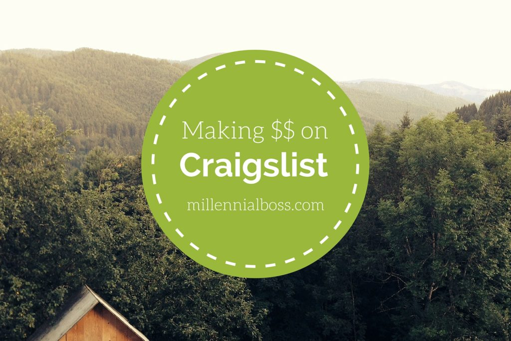 Making $4,500 On Craigslist In One Month