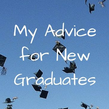 Post Graduation Advice for Millennials