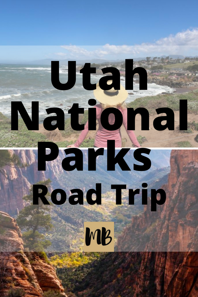 Utah National Parks Road Trip (with a dog!) | #summertravel #roadtrip #Utah #dogmama #dogmomma #travel