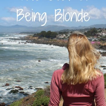 The Cost of Being Blonde