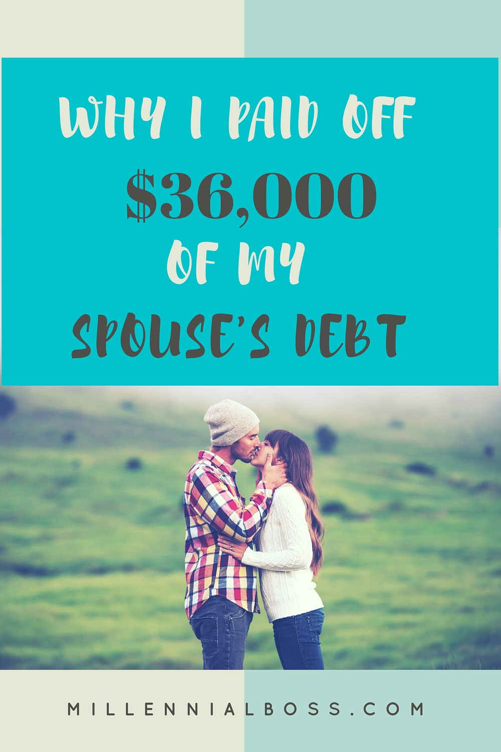 I paid off $36k of my partner's debt and haven't looked back! Wow inspirational!!