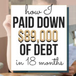 paying down student loan debt
