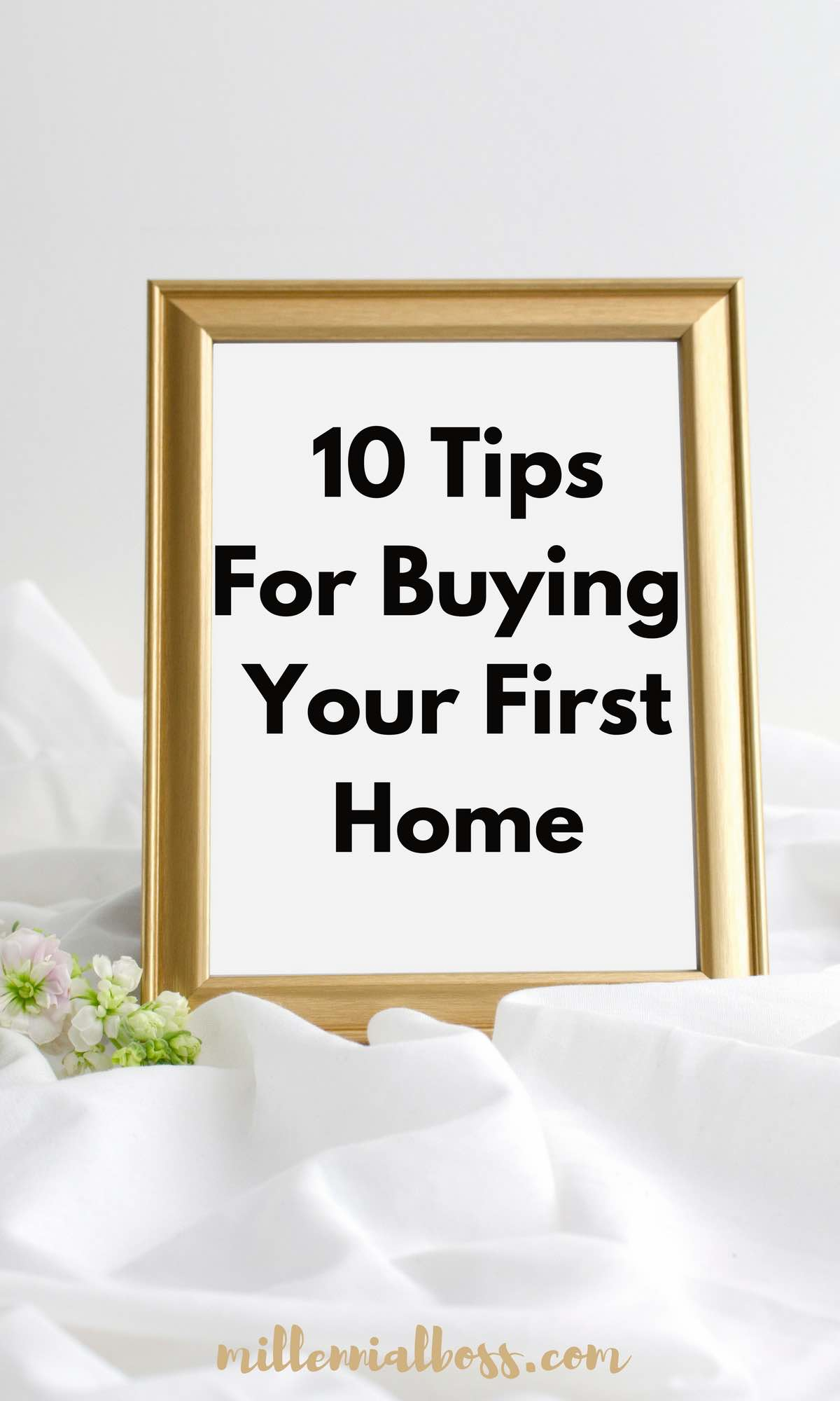 Tips for buying first home and tips for first time home buyers