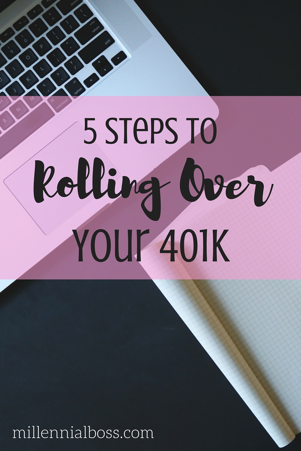 5 Steps to Rolling Over Your 401k - Super easy!!