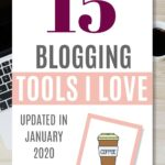 BLOGGING TOOLS I LOVE