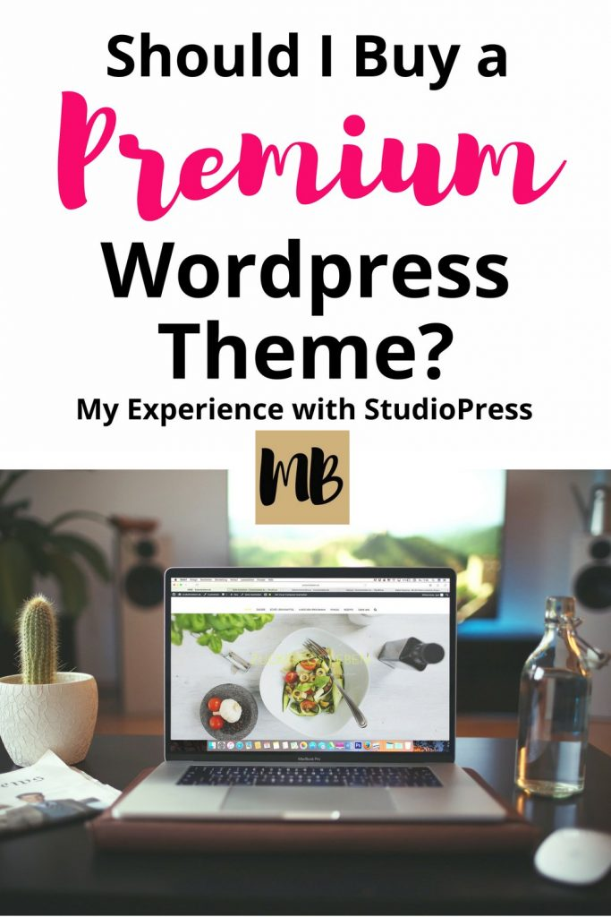 I recently switched from a free theme to a premium Genesis theme that I purchased from StudioPress. After using a premium WordPress theme I can confidently say that I will never switch back to a free theme again! I love it! Here are the top 10 reasons why buying a premium WordPress theme, specifically a Genesis theme from StudioPress, is worth it.