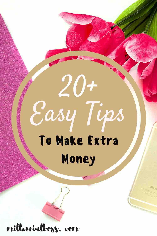 LOVE these ideas! Already made $20!
