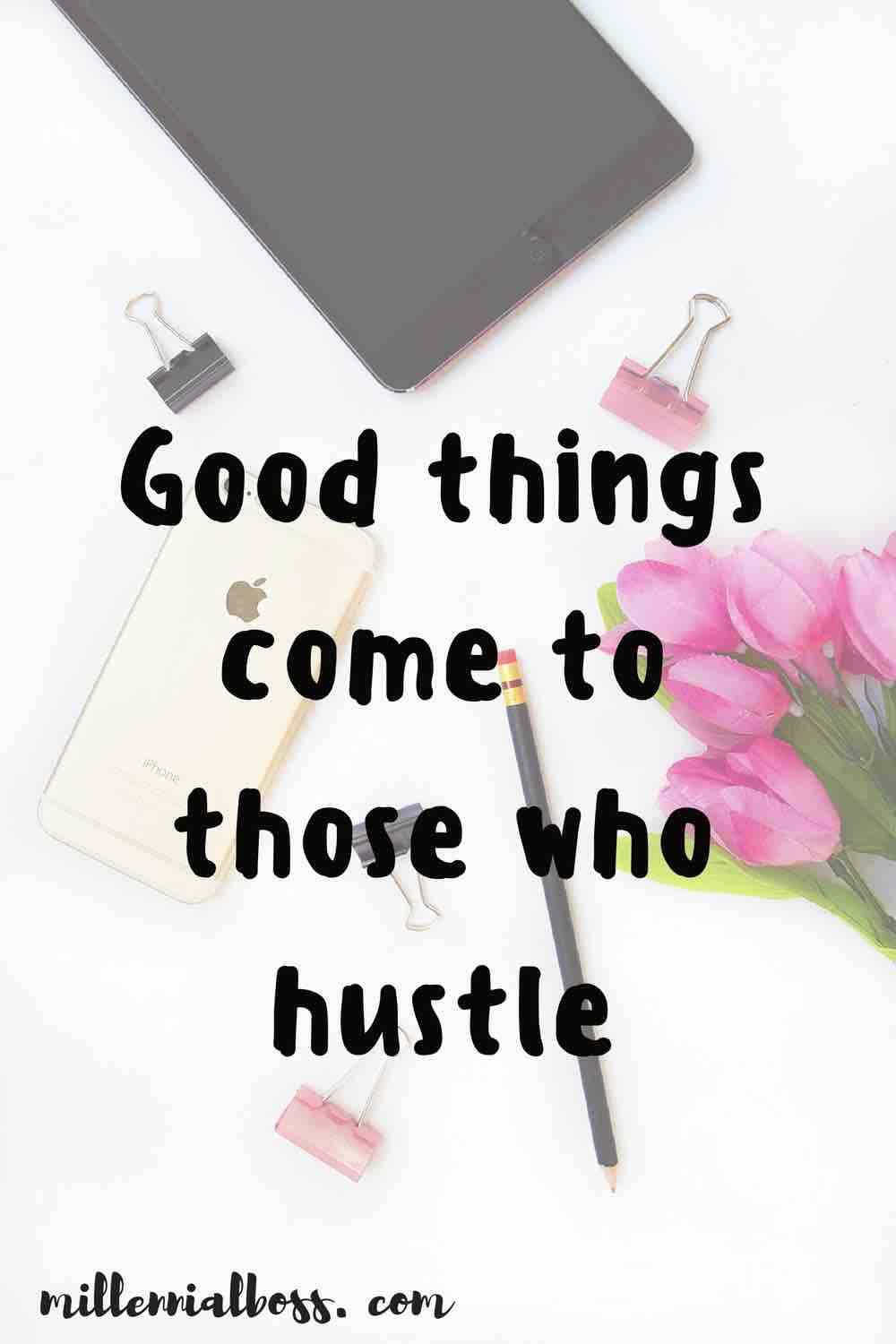 Totally agree! Hustle your way to money today! Love these examples of girl bloggers and social media mavens who have hustled their way to success.