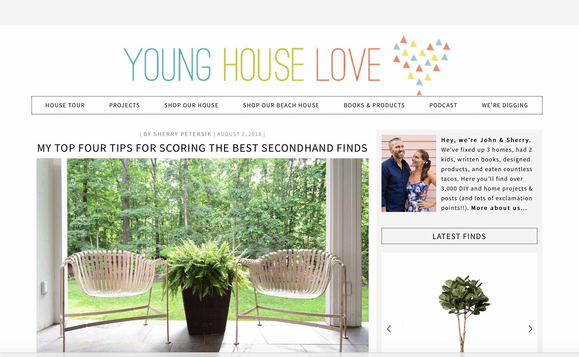 young-house-love-wordpress-theme