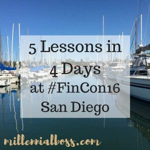 Why I'm Going to FINCON 2017 in Dallas