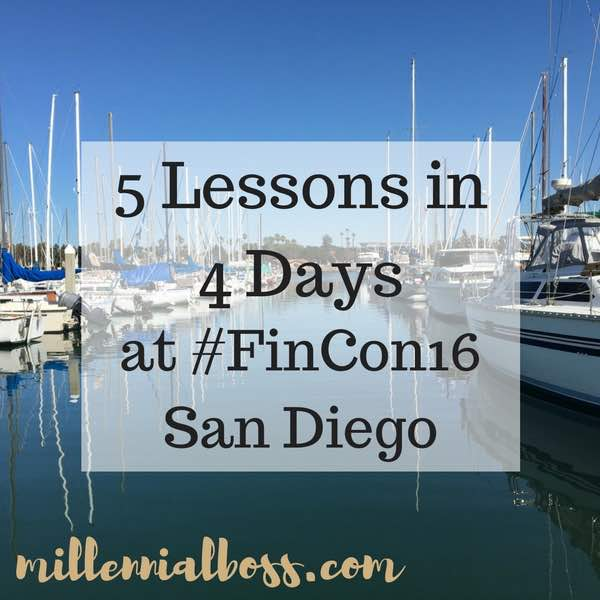 Why I'm Going to FINCON 2017 in Dallas (Honest Review)