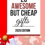 CHEAP GIFTS 2020