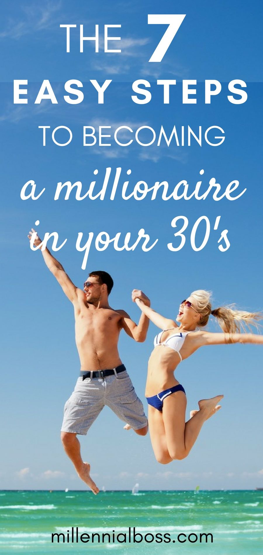 How to become a millionaire in your 30s | How to manage money in your 30s | becoming a millionaire
