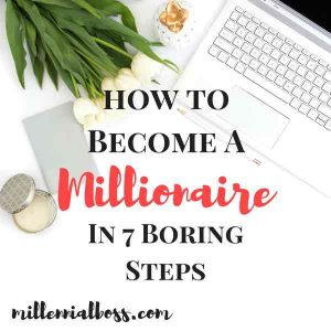 How to Become a Millionaire the Boring Way – 401(k), IRA, HSA