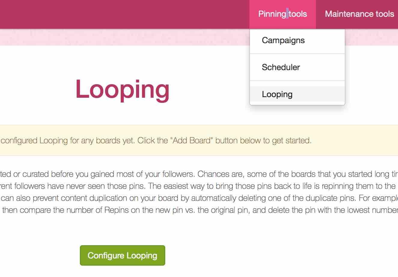 setting-up-looping-boardbooster