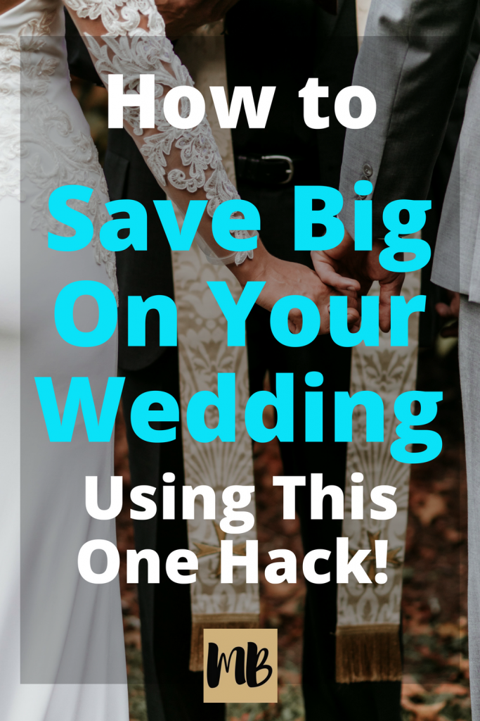 How to Save Thousands of Dollars on Your Wedding By Hiring a Friend or Relative to Officiate. | #frugalwedding #diywedding #weddingbudget #weddinghacks #officiant
