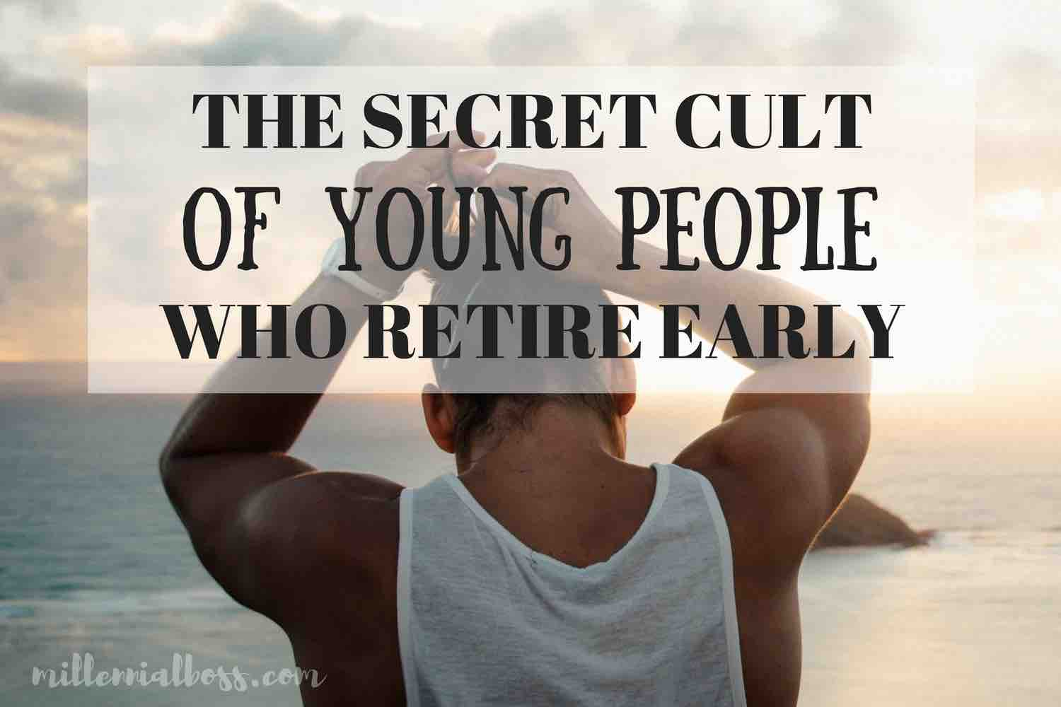 young people retire