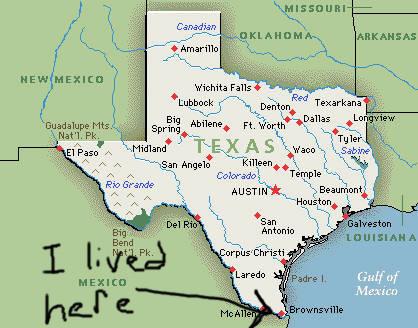 Living in Rio Grande Valley Texas