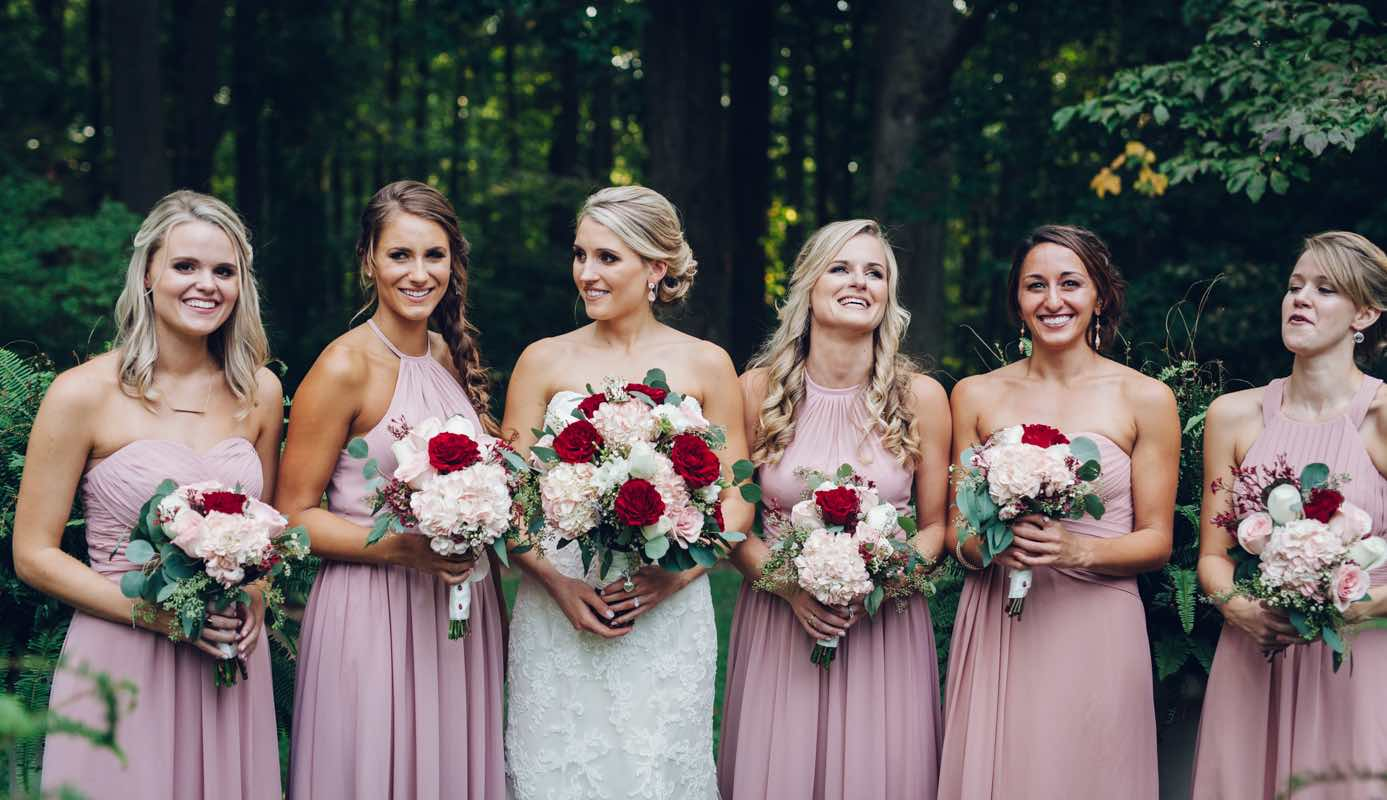 beautiful-blush-wedding-dresses