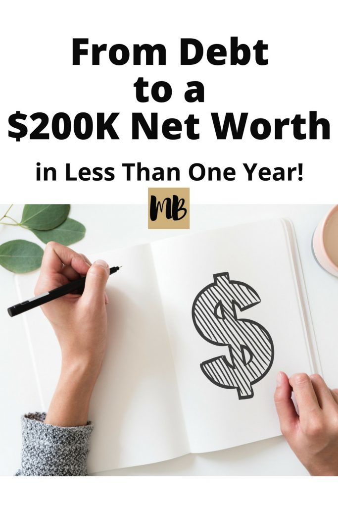 Just two years ago we had $89,000 worth of debt, a massive mortgage, a car payment, and credit card bills. We even started 2016 with nearly $60,000 of that debt remaining. Yet, we're ending the year with a $219,000 net worth! Here are the personal, professional, and financial highlights that led to 2016 being a banner year for us.