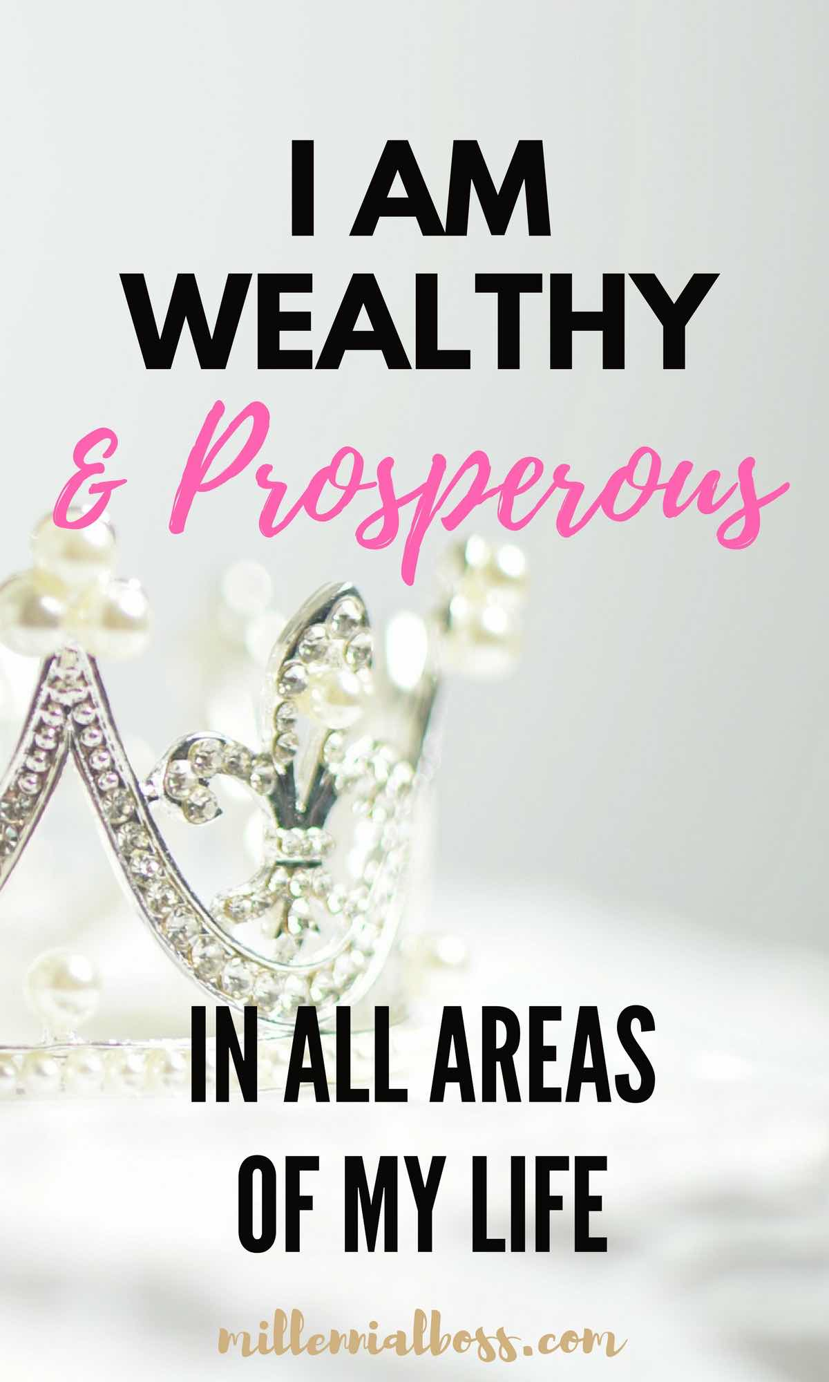 I love all of these daily affirmations! They are perfect for the female business owner.