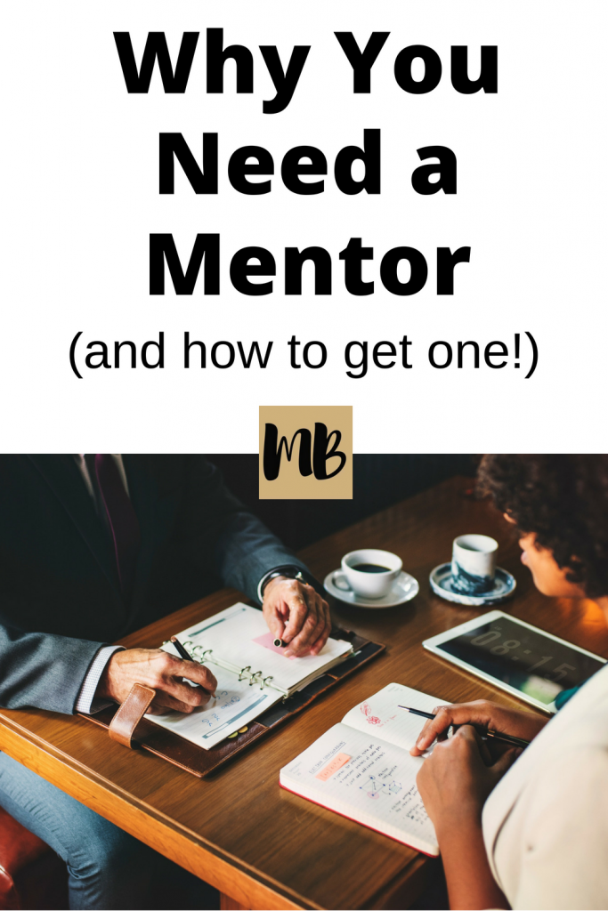 Here's the deal about mentors: You probably shouldn'task for one. People want to help other people and feel like an expert, but they don't like being asked to help someone they don't feel a connection with yetbecause it's forced and awkward. Once a connection develops though, it's a whole different ball game.