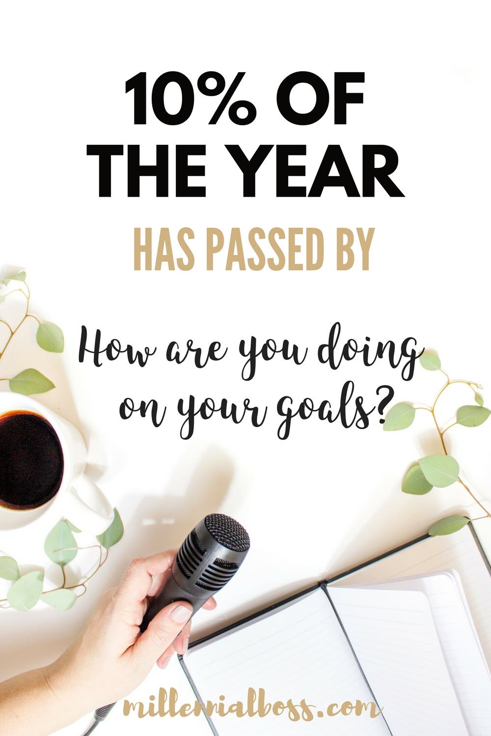 February goals check in | Making progress on goals | setting blogging goals