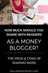 MONEY BLOGGER