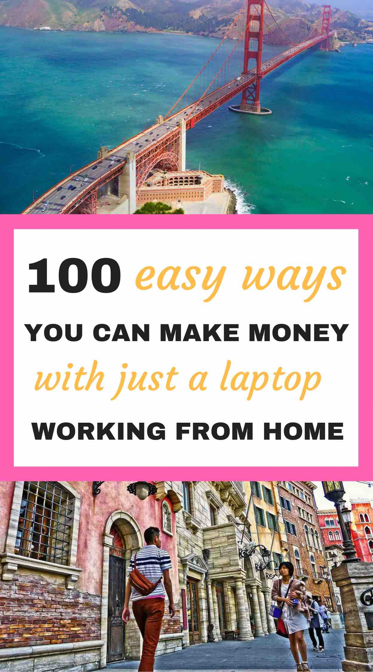 YES! I've been wanting to work from home and need a work from home job! so I can travel full time!