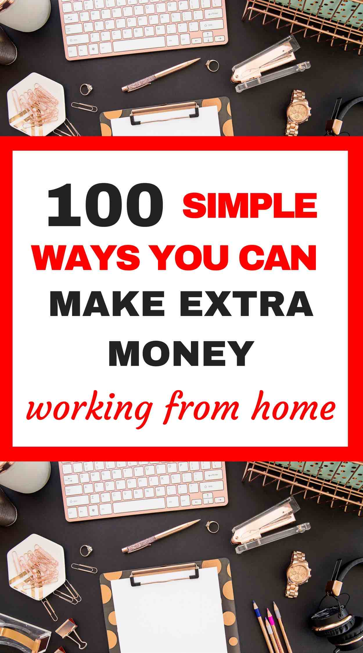 How To Make Money At Home Yess How To Make Money Working From Home Looking  Learn