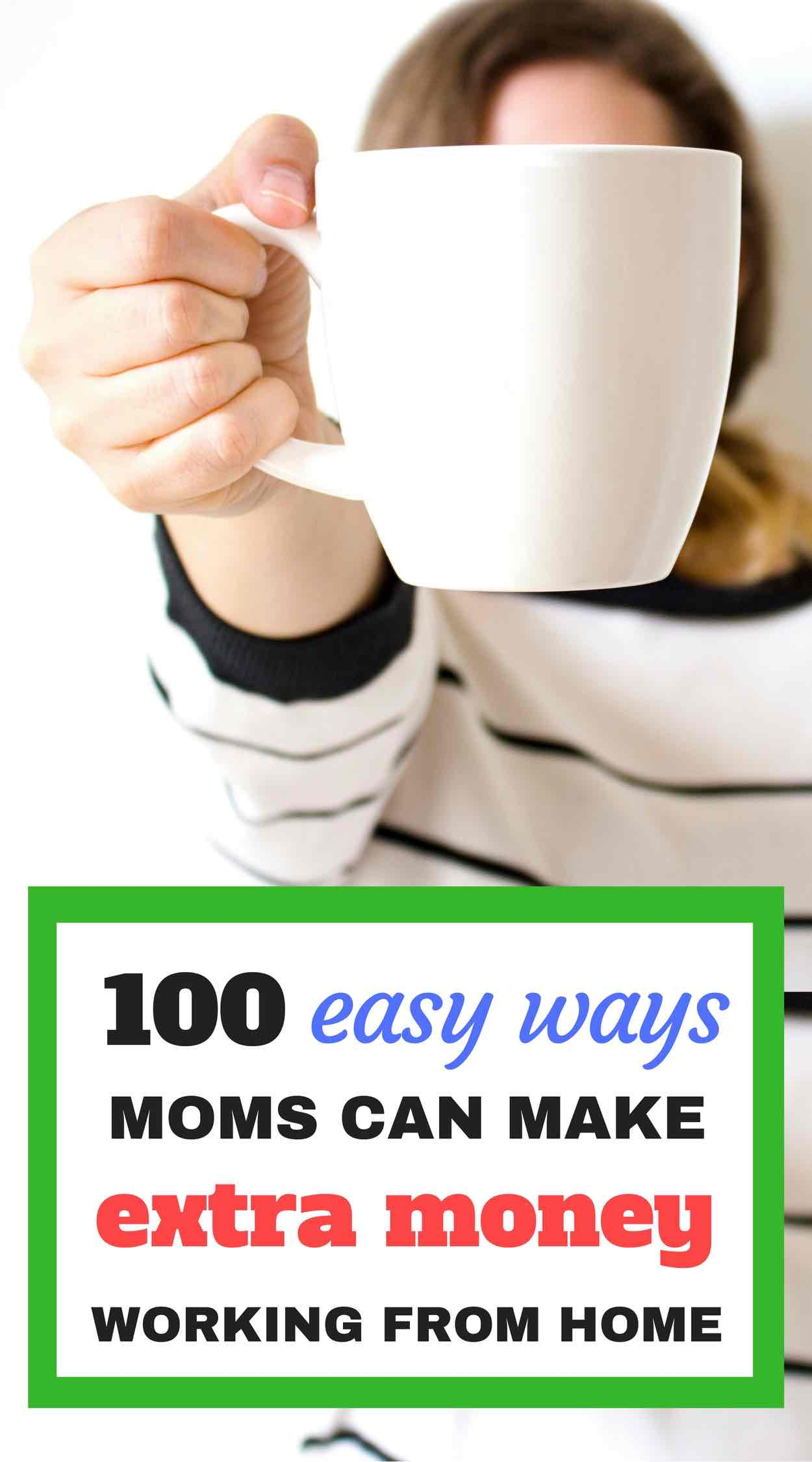 Easy Ways to Make Money Working From Home Millennial Boss