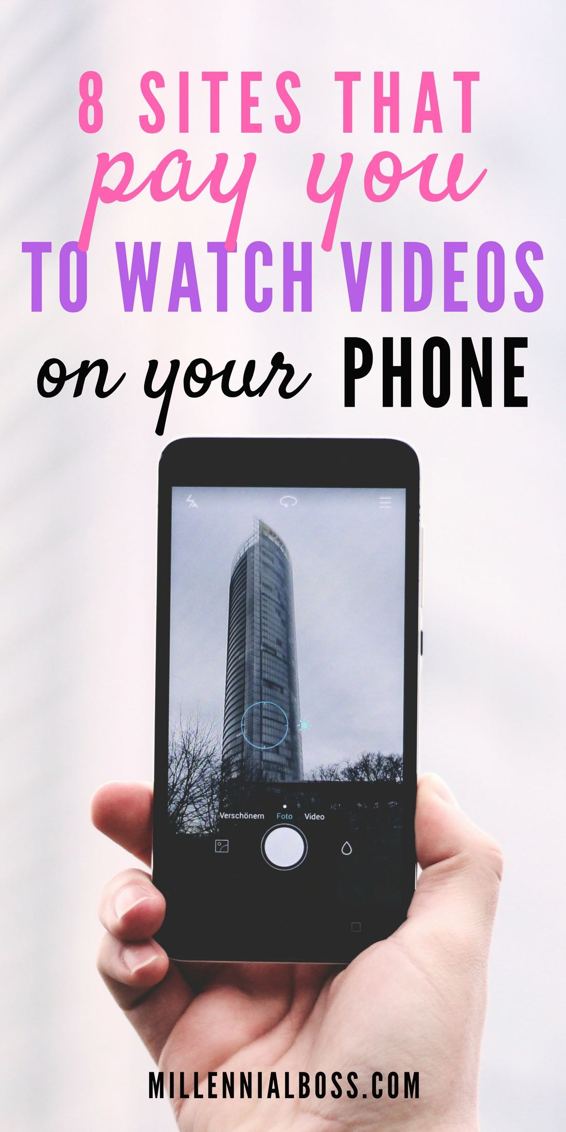 Great tips on how to make money with apps by watching videos and giving feedback to brands. Thanks for sharing!