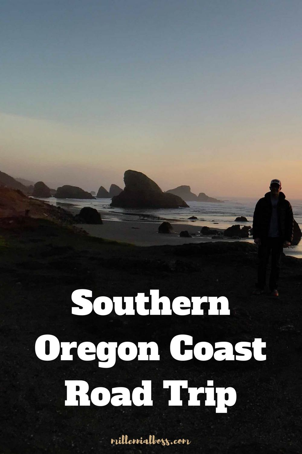 The Southern Oregon coast is so beautiful, it's ridiculous. If you're thinking about doing a road trip soon - consider this one. | Road trip Oregon | Oregon Coast | Oregon Coast Road trip ideas | Where to stay Oregon