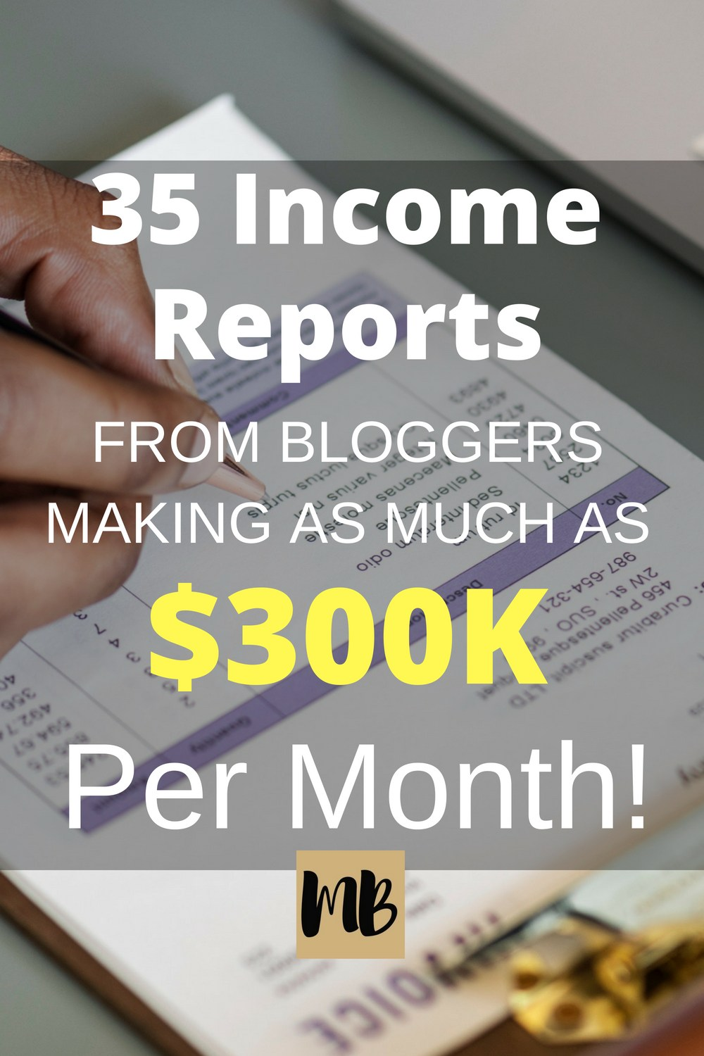 35 Bloggers Making $1,000 to $300,000 Per Month