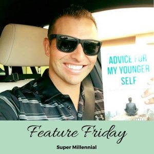 Feature Friday: Michael from Super Millennial