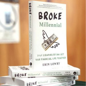 Broke Millennial Has Launched (And Why Erin Lowry is Awesome)!