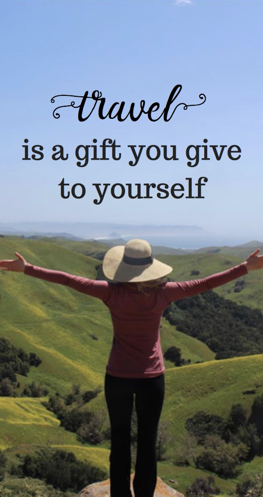 travel gift quotes | quotes about traveling full time | travel quotes for brave women