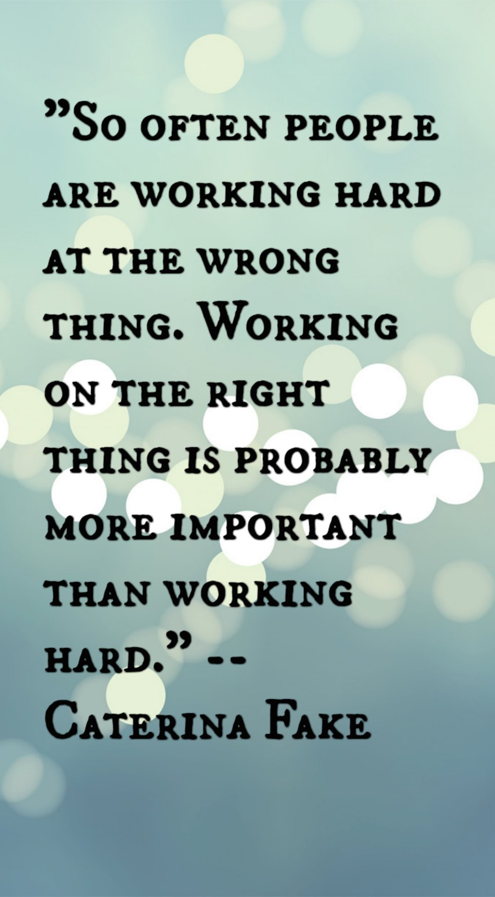 The BEST quotes about working smart versus working hard